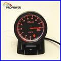 """2.5 """"60 MM DF Avance CR Gauge Medidor Temperatura De Escape Gas Gauge Negro Cara C Grados Con Sensor/AUTO GAUGE"""