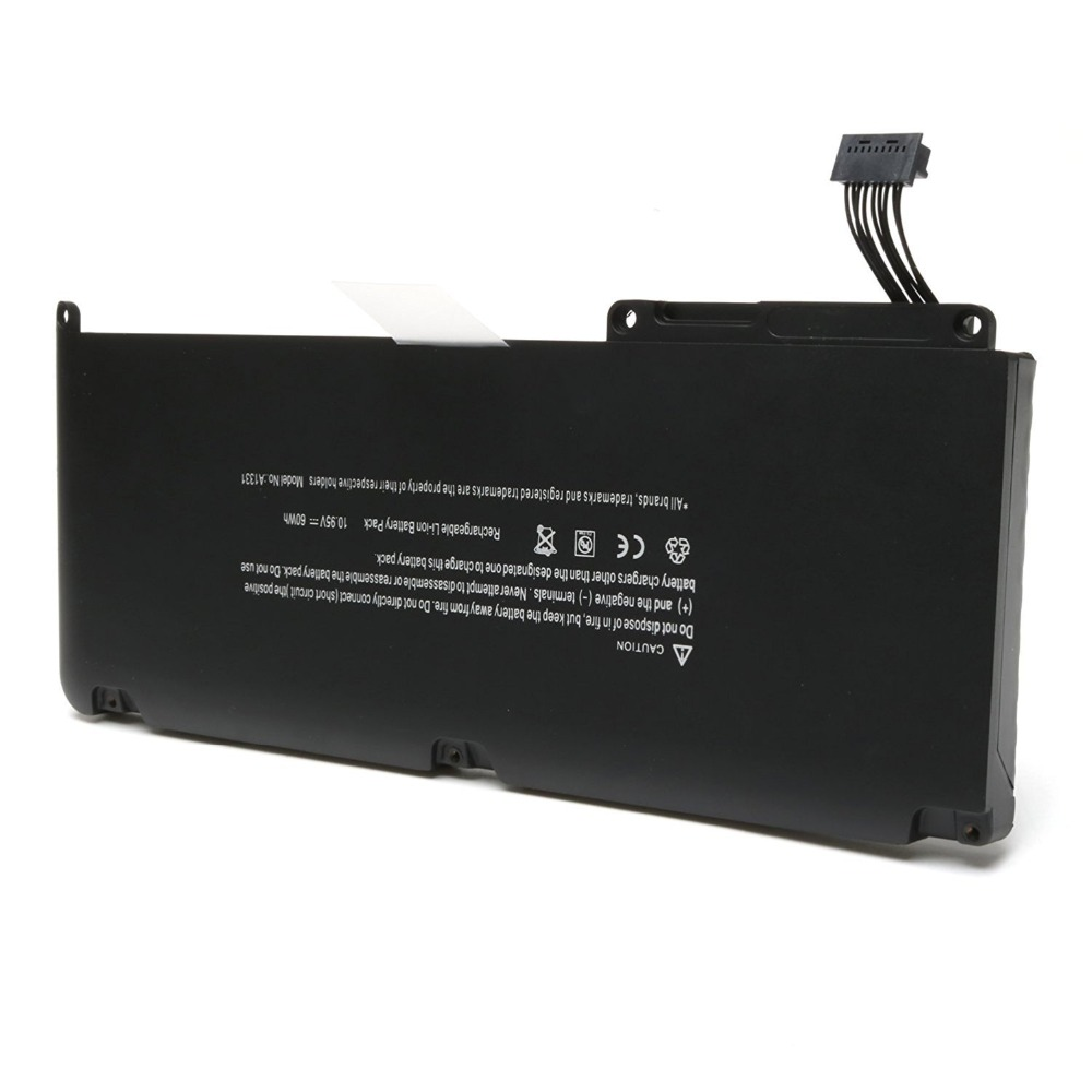 Подробнее о New Laptop Battery for Apple A1342 A1331 (Late 2009, Mid 2010 Version) Unibody MacBook 13