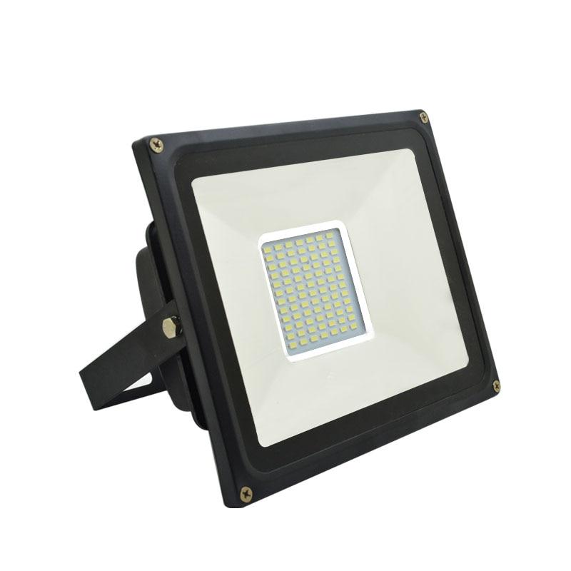 IP65 Waterproof LED Flood Light 50W 100W 220V 230V 240V Outdoor Spotlight LED Projecteur ...