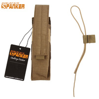 EXCELLENT ELITE SPANKER Outdoor Tactical KRISS Magazine Pouch EDC Hunting Molle Bag Military Accessories Bags
