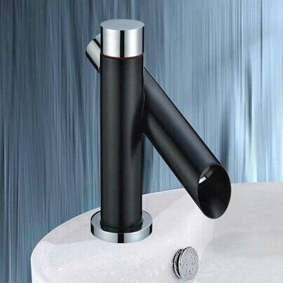 Basin tap mixer Black Brass faucet bathroom faucet bathroom tap faucet Lavatory Bathroom Vanity Faucet