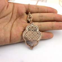 Cut Off Gold Filigree Quatrefoil for Women