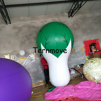 Надувные капуста шар рекламы гигантский сельскохозяйственной продукции овощей Реплика для сельскохозяйственной продукции выставки