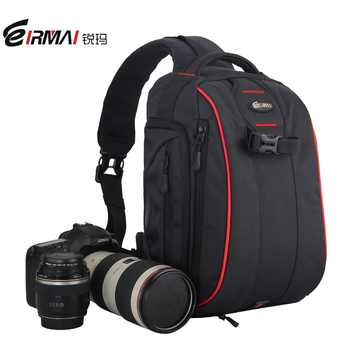 New Camera Accessories Portable Multi-function Large Size For SLR Cameras Bag  Waterproof Action Camera Photo Backpack