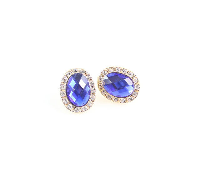 Купить ювелирные наборы для женщин вечерние свадебные аксессуары голубой картинки
