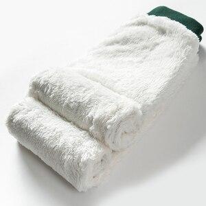 Image 5 - Jeans en coton pour enfants, vêtements dautomne taille 10 pour petites filles, pantalon chaud pour grands et garçons, à la mode, hiver offre spéciale