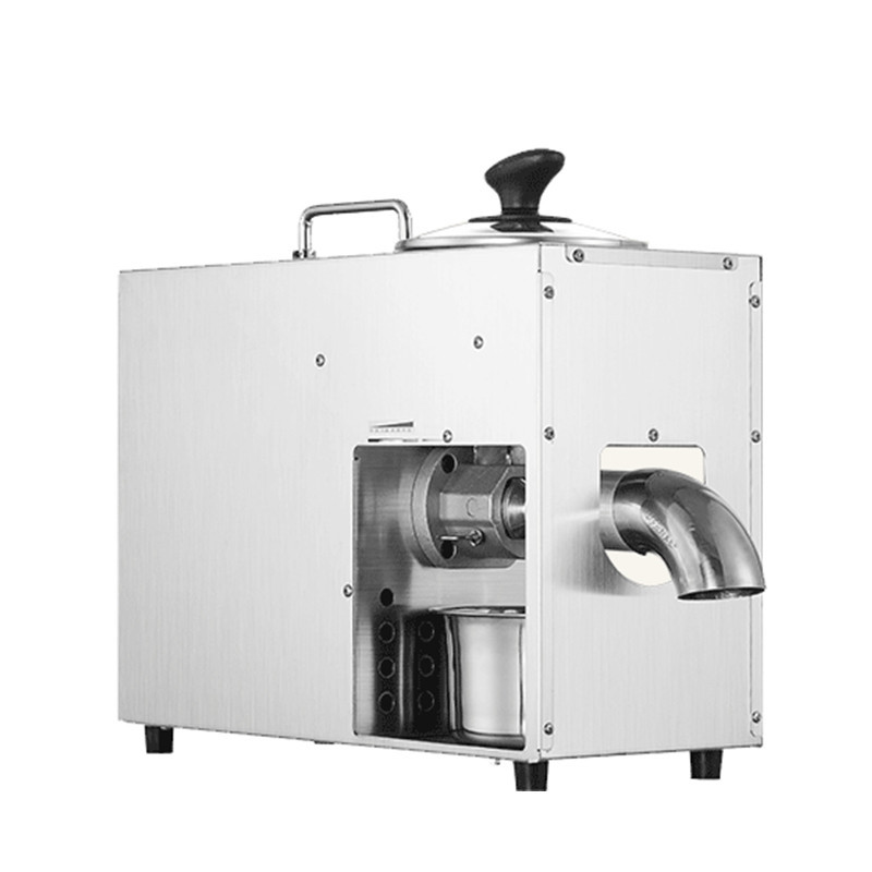 BEIJAMEI Stainless Steel Commercial Home Oil Extractor Expeller Presser Cold Hot press for Peanut, Almond, Pine nut kernel oil цена