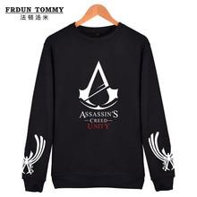 Assassins Creed Sweatshirts Auturm Winter Hoodies And Sweatshirt Hoodies For Women Assassins Hoodies Plus Size 4XL
