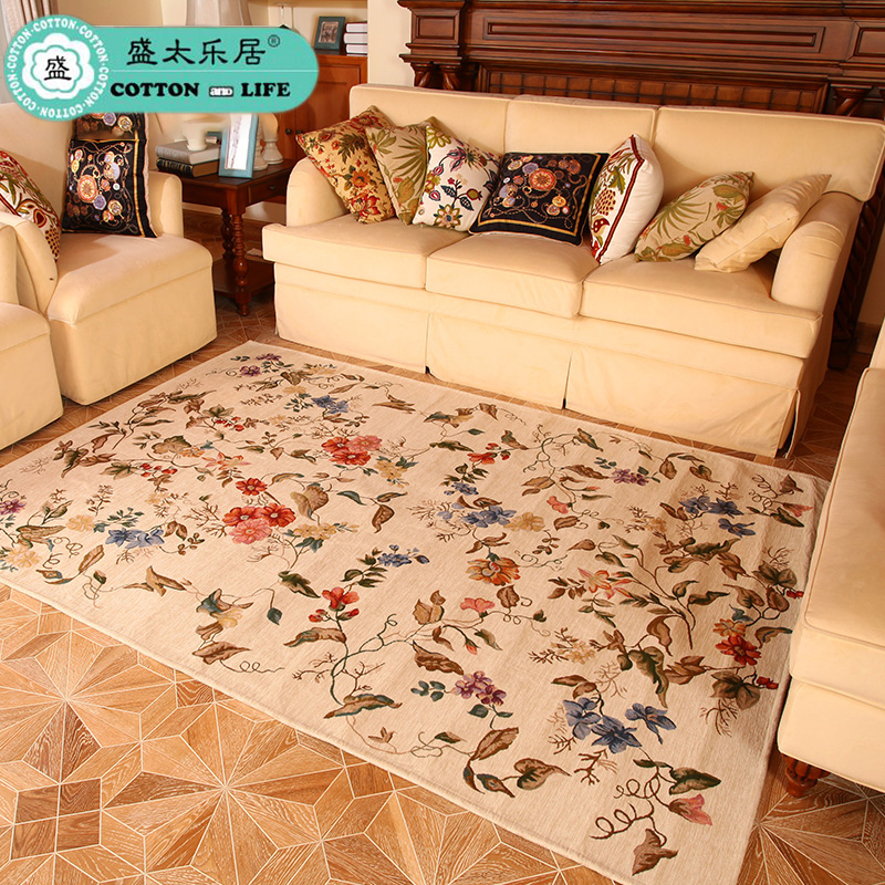 Classical European Style Carpets For Living Room Bedroom Royal Rug Area Rugs Home Carpet Floor Fashion Delicate Decorate Mats