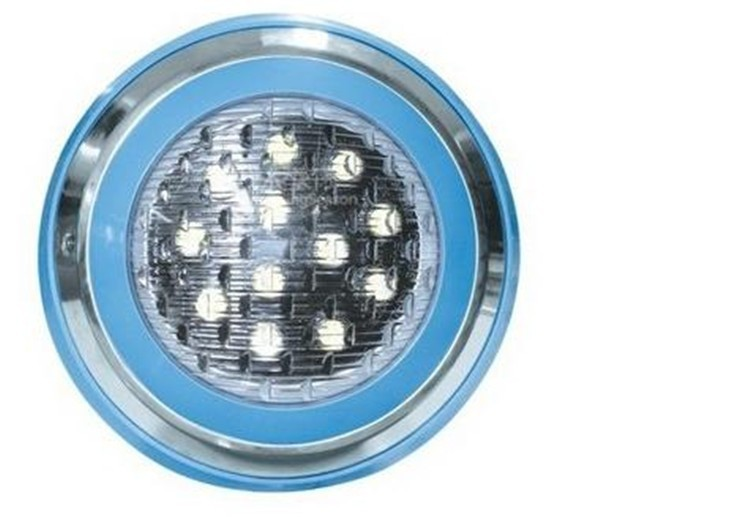 red Cold White New Free Shipping 12w 12vdc Led Underwater Landscape Lamp Swimming Pool Wall Lamp Green warm White blue