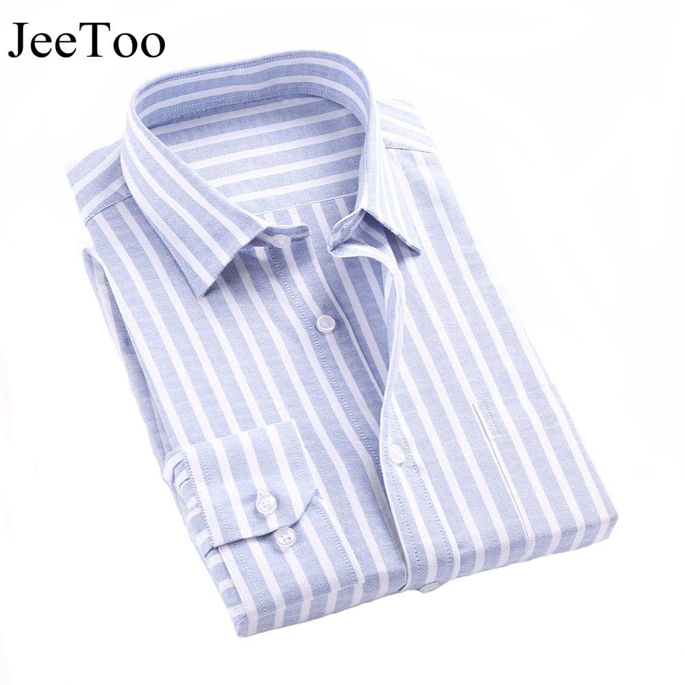 2016 Men Shirts Long Sleeve Mens Casual Dress Shirts