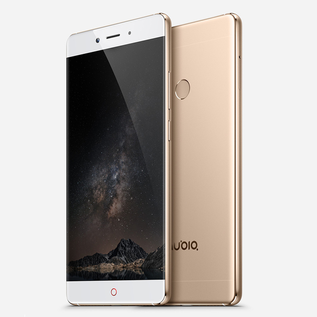 Original ZTE Nubia Z11 Mobile Phone 4GB RAM 64GB ROM 5.5 inch Quad Core 16.0MP 1920×1080 Snapdragon 820 Fingerprint NFC Android