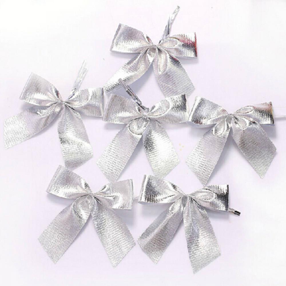 12x Bow Christmas Tree Decoration Gift Box Decor Xmas Ornament ...
