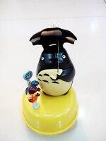 Hayao miyazaki totoro ghibli umbrellas Gothic wind base Clockwork music box LMYYH001