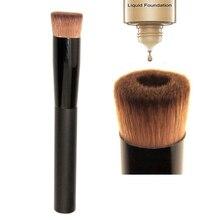LADY Makeupborstar Foundation Tandborste Highlighter Pensel Kit Eyeshadow Eyeliner Pulver Make Up Kosmetisk Verktyg