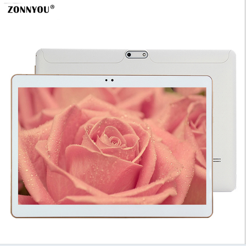 10.1Tablet PC Android 5.1 Octa Core 32GB ROM Dual Camera And Dual SIM Support OTG WIFI GPS 3G LTE Bluetooth phone PC original 10 1 tablets android octa core 32 64gb rom dual camera dual sim tablet pc 1920x1200 wifi otg gps bluetooth phone