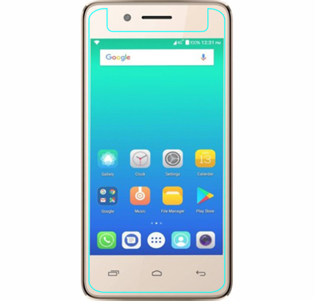 """Tempered Glass for Micromax Bolt Pace Q402 4.0"""" smartphone cases Screen Protector Film Protective for Micromax Bolt Pace Q402"""