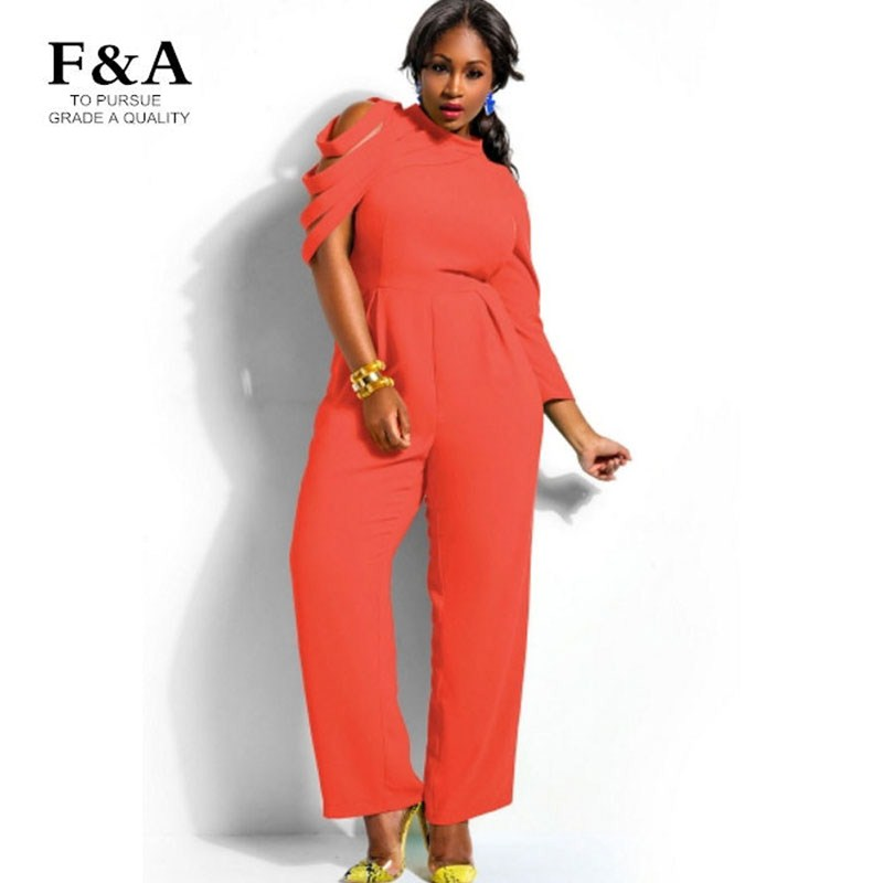 Popular Orange Jumpsuit Women-Buy Cheap Orange Jumpsuit Women lots ...