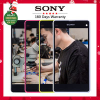 Original 4 3 Inch LCD For SONY Xperia Z1 Mini Z1 Compact Display With Touch Screen