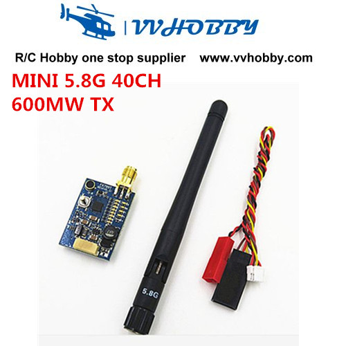 2016 new and hot MINI 5.8GHz 40CH 600MW Race band transmitter FX799T Micro FPV for fpv racing fx fx796t fx799t micro 5 8g 40ch 200mw av race transmitter