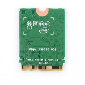 Image 2 - Dual Band Wifi 1.73Gbps Draadloze Kaart Voor Intel 9260 9260NGW 2.4G/5Ghz 802.11ac Wifi Bluetooth 5.0 gigabit M.2 NGFF Wlan kaart