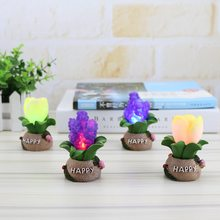 New warm and romantic personality, night light, creative home furnishings, decorations, craft gifts, birthday gifts(China)