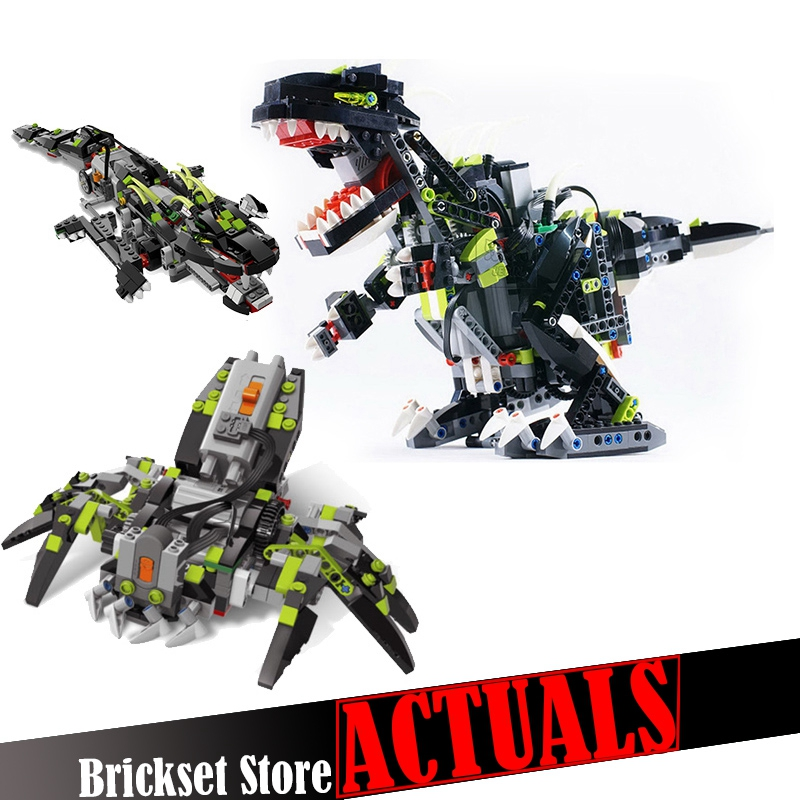 Lepin 24010 Dinosaur Dino building bricks blocks Educational Toys for children Kids boys Game Model Gift Compatible with 4958 цена