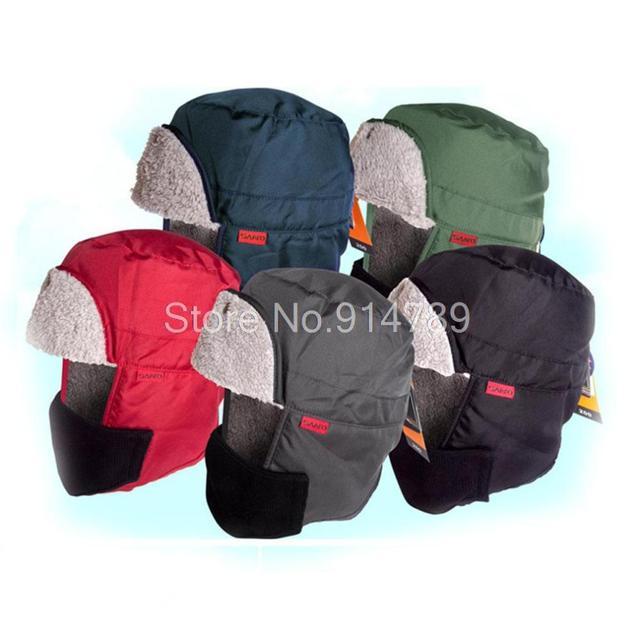 TACTICAL OUTDOOR HUNTING WARM CAP WINTER HAT SKIING CAP MULTI COLORS