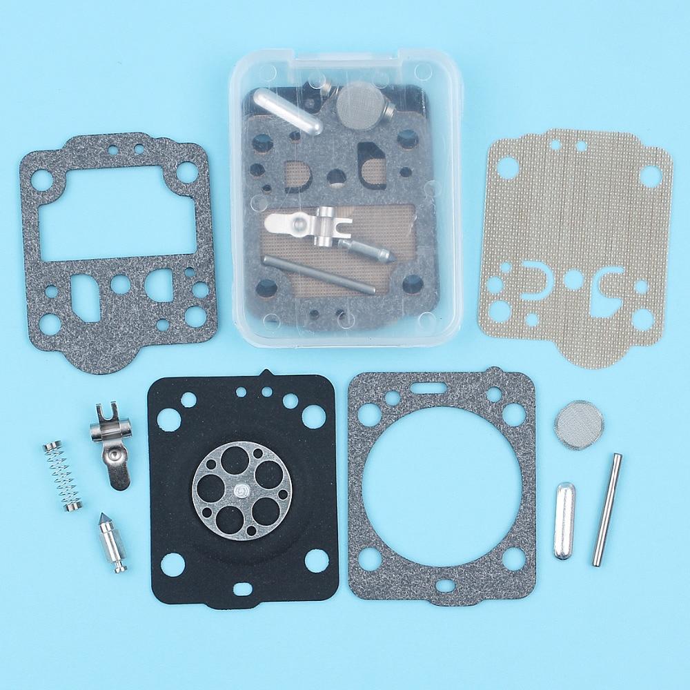 2Pcs/lot Carburetor Rebuild Repair Diaphragm Kit For Husqvarna Chainsaw 235 236 240 435 235E JONSERED CS2234 CS2238 ZAMA RB-149
