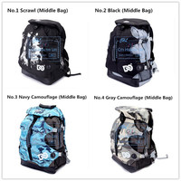 DC Inline Skates Backpack Skating Bag Sports Bags For Skating Sport Style For SEBA High HL