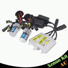 55W H8 H9 H11 HID Xenon Kit AC Ballast Bulb 3000K 15000K Replacement Car Headlight Fog