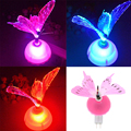 Novelty Lighting novelty-products LED sensor light control Nightlight Butterfly Valley light creative gifts HDD