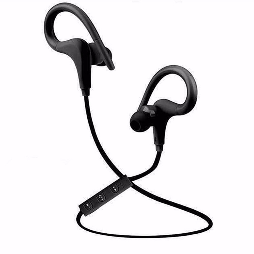 Sport Running 4.1 Bluetooth Wireless Earphone Headset With Microphone Headphone Bluetooth Earpiece Stereo Earbuds