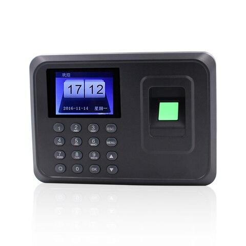 YK&SCAN Biometric Fingerprint Time Attendance Clock Recorder Employee Recognition Device Electronic Karachi
