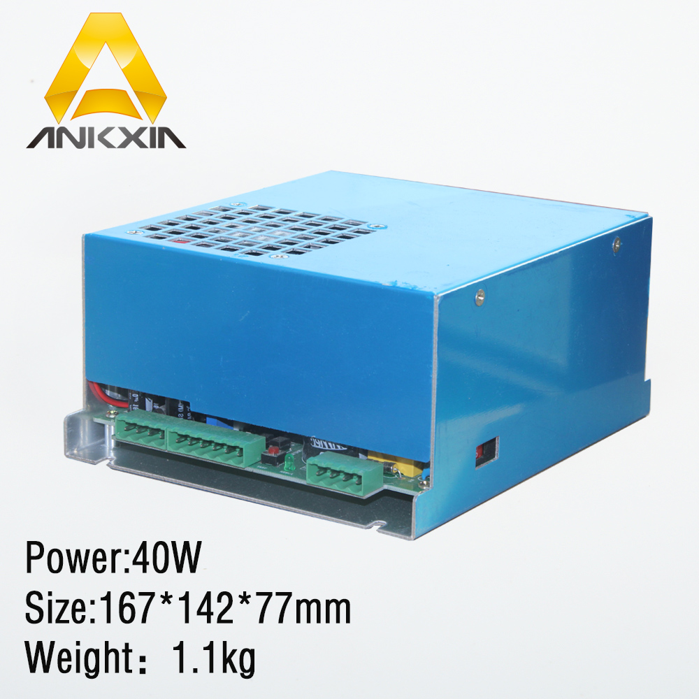 DY10 DY-10 80W Laser Power Supply For Reci W1 Z1 S1 V1 Co2 Laser Tube Cutting Engraving Machine ac220v reci laser co2 power supply 80w dy10 w2 v2 s2 laser tube laser engraving cutting machine