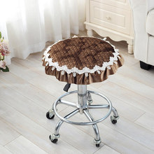 Four Seasons Thicker Small Pad Stool Cushion Round Seat