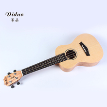 Single board 21-inch s-20 guitars 23 inch c-20 ukulele spruce with a single high quality music device for the ukulele