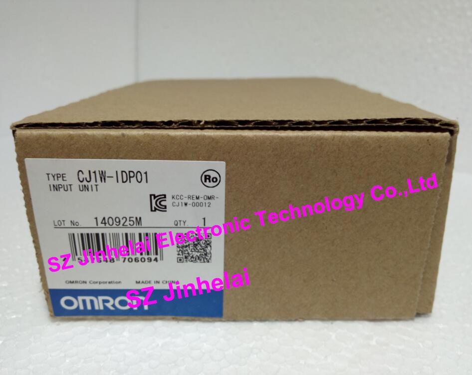 100% New and original CJ1W-IDP01 OMRON PLC input unit new original cj1w pd022 plc 24vdc