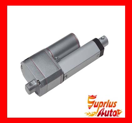 12V 24V100 mm 4 inch stroke 1000N 225LBS 100KGS load with potentiometer POT signal feedback linear