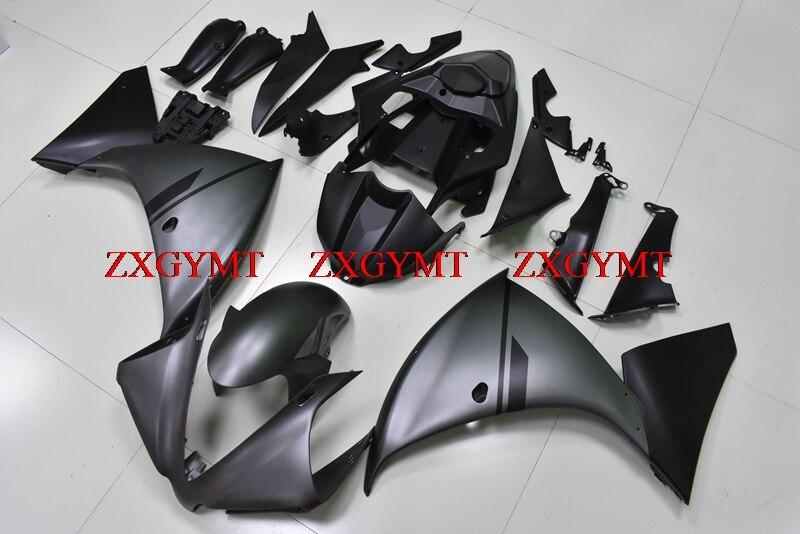 Full Body Kits for for YAMAHA YZFR1 2009 - 2011 Body Kits YZF1000 R1 2009 Matter Grey Black Fairings YZFR1 09 10Full Body Kits for for YAMAHA YZFR1 2009 - 2011 Body Kits YZF1000 R1 2009 Matter Grey Black Fairings YZFR1 09 10