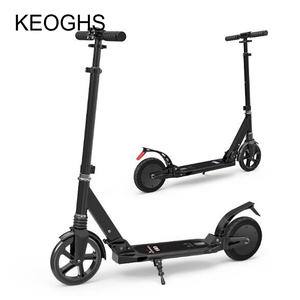 Image 3 - Somatosensory electric powered electric scooter adult foldable mini PU2 wheels scooter lithium electric drive Aluminum alloy