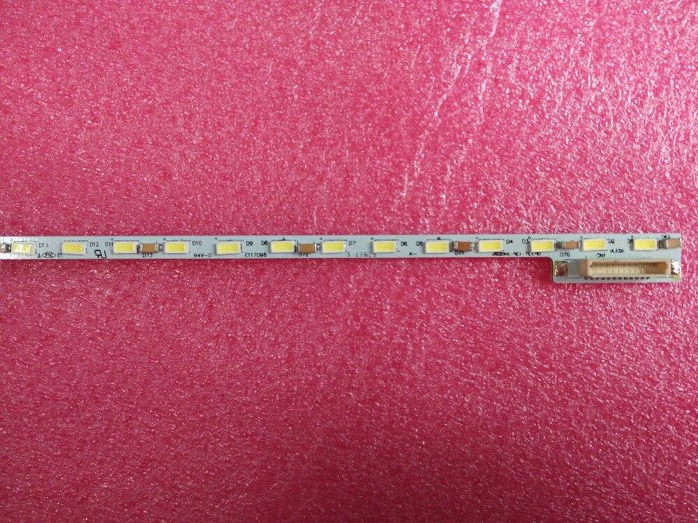 FOR Skyworth 50E510E Article Lamp V500H1-ME1-TLEM9 V500HJ1-ME1 1piece=68LED 623MM