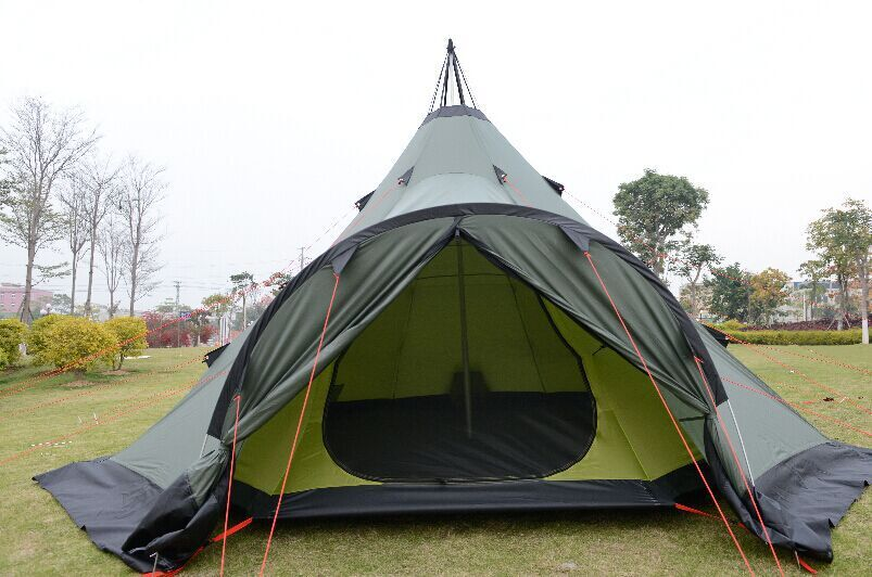 tipi tents trekking tents bivvy tents quick tents sun shelter c&ing tents gazebo-in Tents from Sports u0026 Entertainment on Aliexpress.com | Alibaba Group  sc 1 st  AliExpress.com & tipi tents trekking tents bivvy tents quick tents sun shelter ...