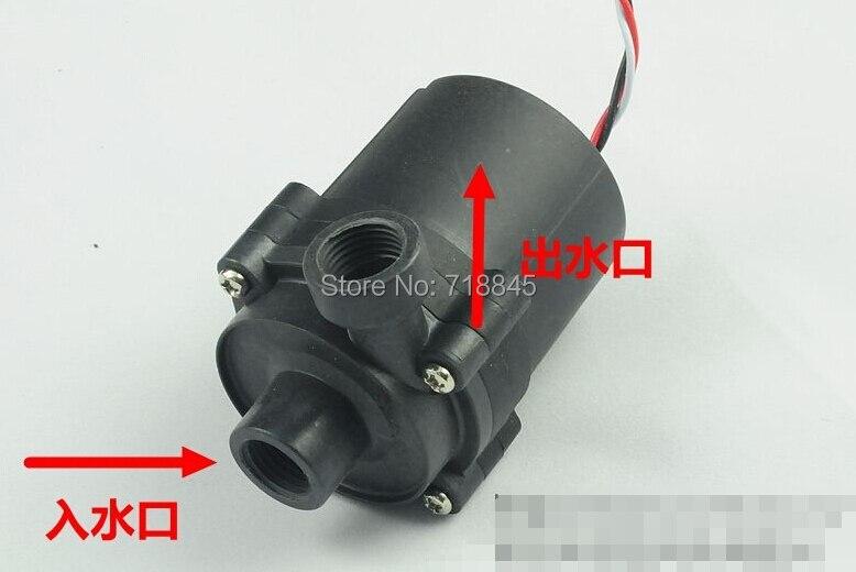 140-mm cilinderwatertank + SC600-pomp alles-in-een set Maximale - Computer componenten - Foto 5