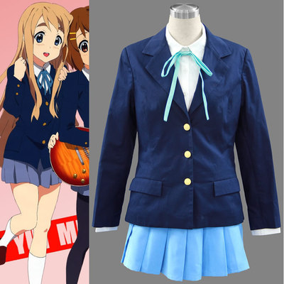 School Uniform Cosplay Women Costumer Dress Sexy Cherry Hill High School Outfit