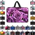 Роскошный дизайн женская сумка fit 7 10 12 13 14 15 17 дюймов ноутбук мягкая крышка компьютера рукавом случаи обложка + скрыть ручка