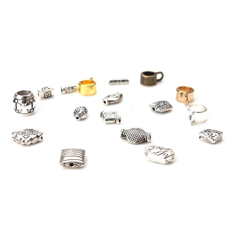 10pcs/lot 10*9mm Different Design Beads Jewelry Connector Embossed Spacer Hole Beads For DIY Jewelry Making Accessories 10pcs lot k780 multi hole angle iron hole diameter 2 05mm for diy model making free shipping russia