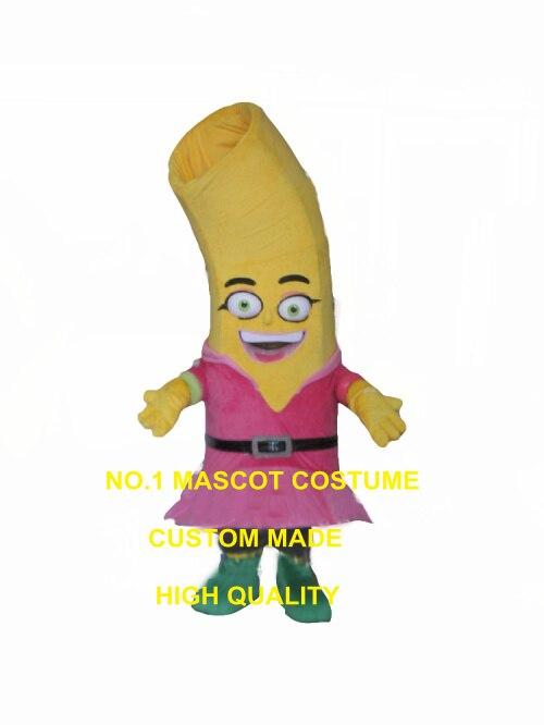 Craquelins de crevettes mascotte costume crevettes Chips gros adulte taille dessin animé maïs bouffées nourriture thème costumes carnaval 3440