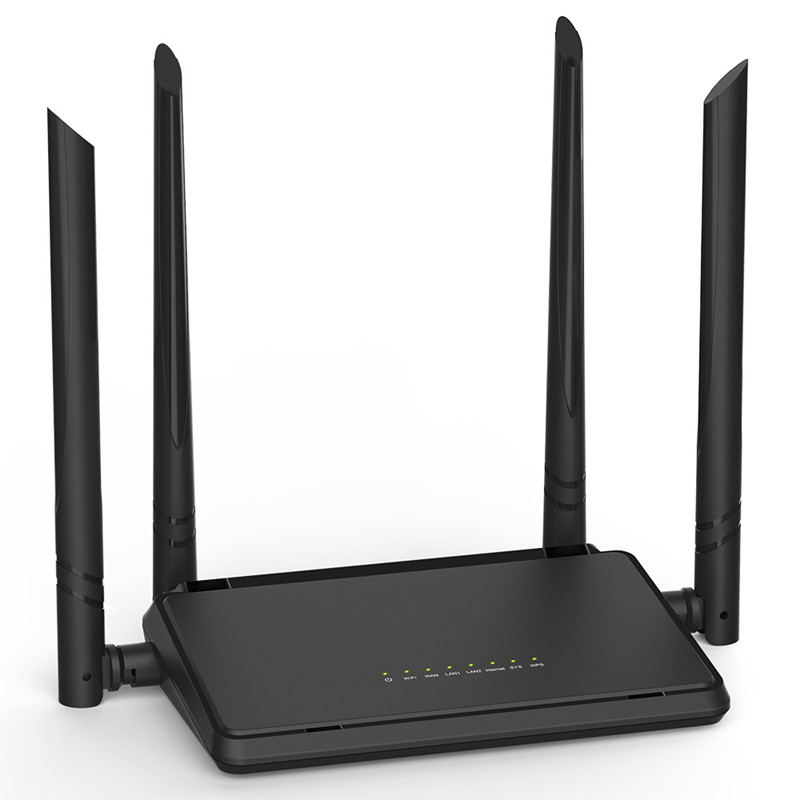 Original Wavling WS-WN529R2P 300Mbps WIFI Router 3 English Version 2.4GHz 802.11b/g/n Wireless Routers Repetidor 4 Antennas