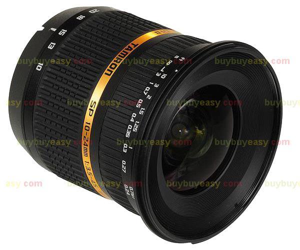 Tamron 10-24mm f3.5-4.5 DI-II LD AF Wide Angle Zoom Lens for Nikon вспышка doerr d af 34 zoom flash nikon d370908